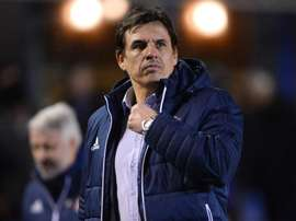 Chris Coleman's side are in trouble. GOAL