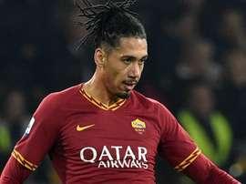 L'AS Roma espère toujours garder Smalling. GOAL