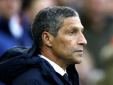 Brighton boss is keen for his players to keep focused. GOAL