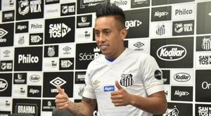 Cueva pode voltar ao Peru em 2020. Goal