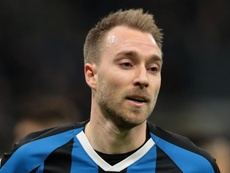 Antonio Conte is confident Eriksen will get better for Inter. GOAL