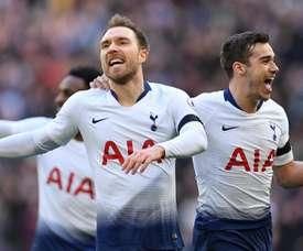 Tottenham suit sa route. Goal