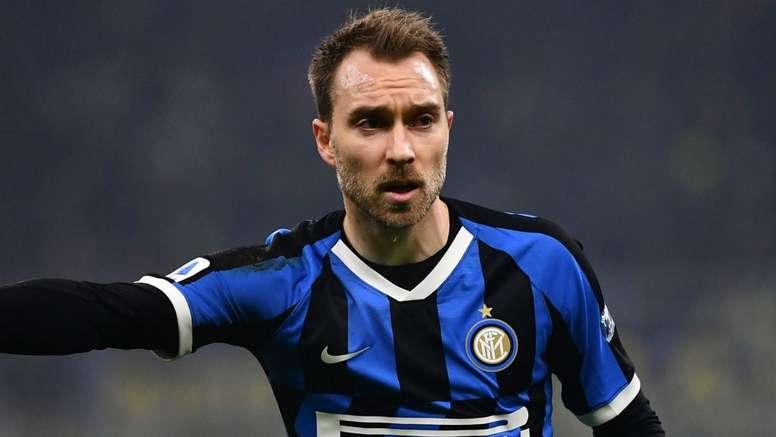 Conte compte sur Eriksen pour relancer son Inter. goal