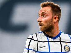 L'Inter aurait fixé le prix de Christian Eriksen. GOAL