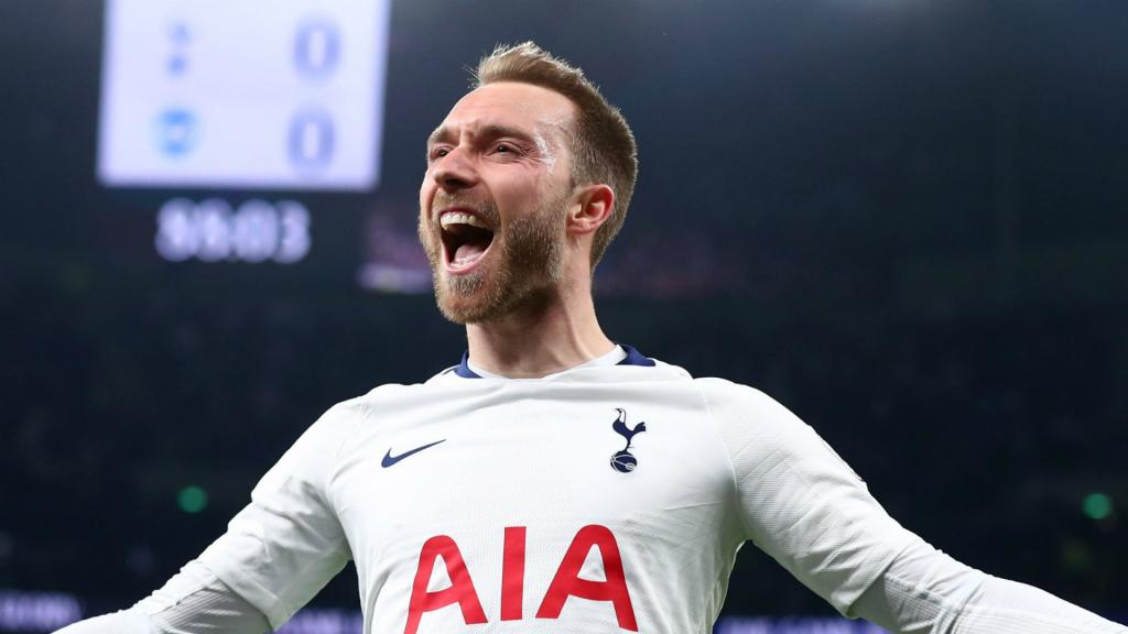 Man United in talks for Eriksen as potential Pogba replacement