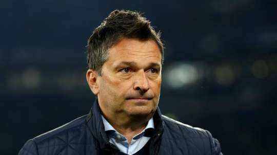 Heidel steps down as Schalke's sporting director. GOAL