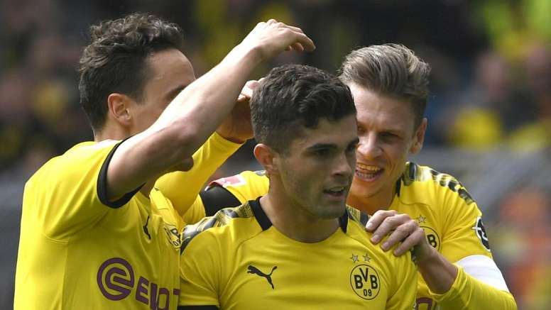 Un nouveau record battu pour le Borussia Dortmund. GOAL