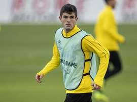 Dortmund trio return to training. GOAL