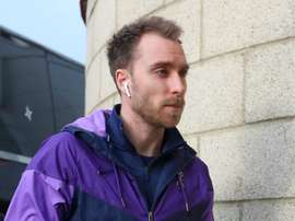 Christian Eriksen is due to have a medical in Milan on Monday before joining Inter. GOAL