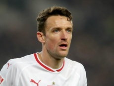 Gentner will not take time off playing after the death of his father. GOAL
