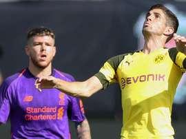 Klopp faz elogios a Pulisic após derrota do Liverpool
