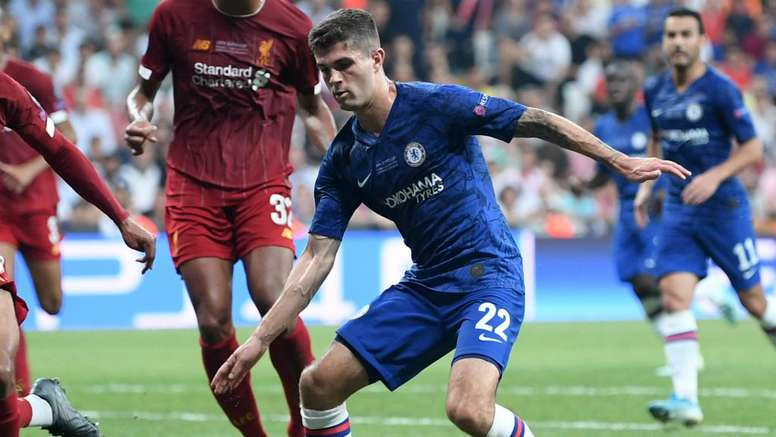 Lampard: More to come from Pulisic