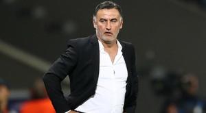 Galtier confiant face à Nantes. GOAL