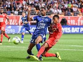 Christophe Hérelle retrouve Nice, sa ville natale. Goal