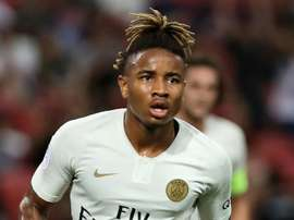 Youngster Christopher Nkunku has signed for RB Leipzig. GOAL