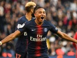 Nkunku quitte le PSG. Goal
