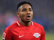Nkunku voulait être capitaine du PSG. goal