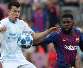 Barcelona PSV 180918. Goal
