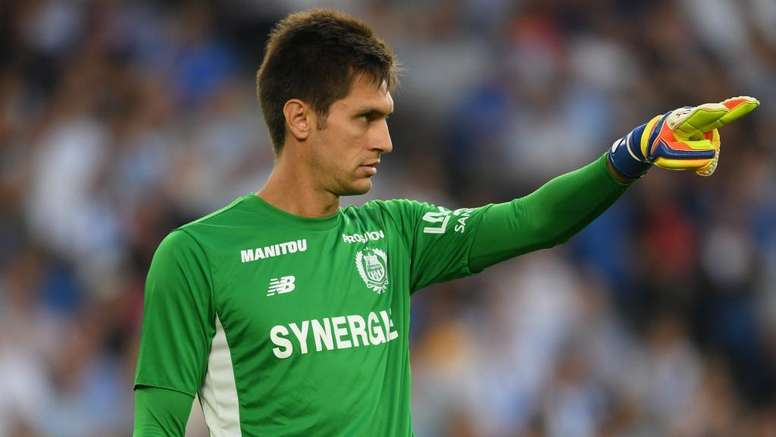 Lyon have signed Romanian goalkeeper Ciprian Tatarusanu. GOAL