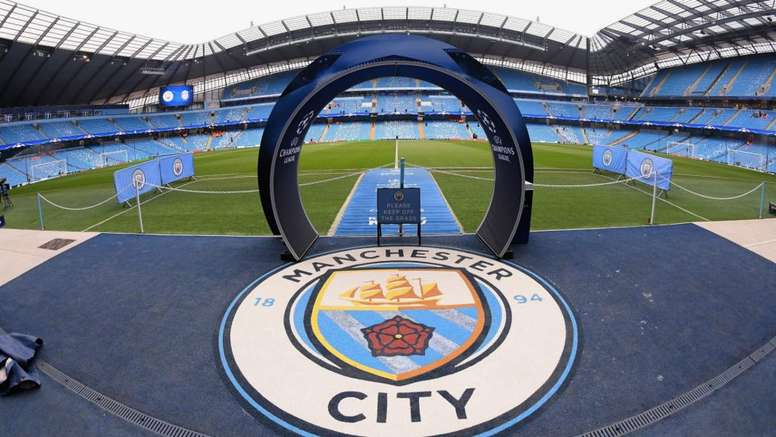 The Etihad Stadium may not be hosting Champions League games. GOAL