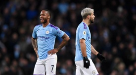 Sterling and Aguero left on the bench as Man City face Real Madrid. GOAL
