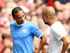 Leroy Sane is travelling to Austria to have surgery on his ACL tear. GOAL