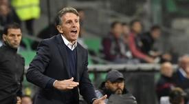 Roland Romeyer croit en Claude Puel. Goal