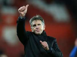 Puel appointed Saint-Etienne coach. GOAL