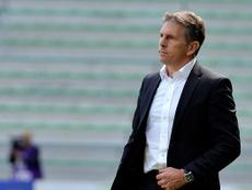 Puel évoque le match face à Nantes. goal