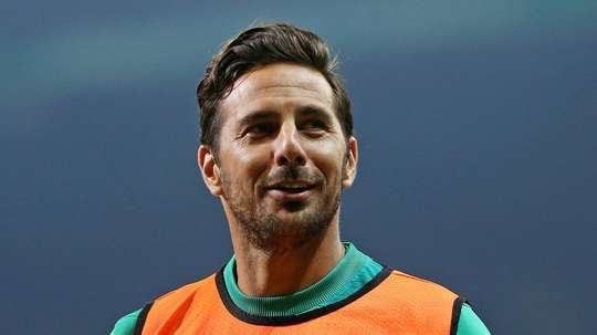 Pizarro has been playing professionally since 1996. GOAL