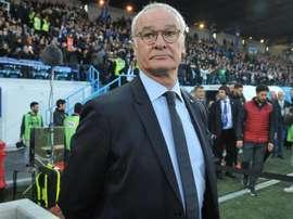 Ranieri 'punge' Quagliarella: 'La squadra deve aiutarlo? Lui deve aiutarsi...'