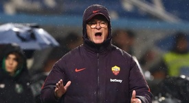 Ranieri su De Rossi. Goal