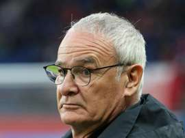 Ranieri thanked the club, the fans and the players. GOAL