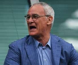 Premier échec pour Claudio Ranieri avec les 'Canaris'. Goal