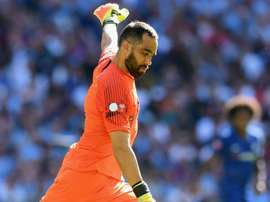 Claudio Bravo has been ruled out of competition due to injury. GOAL