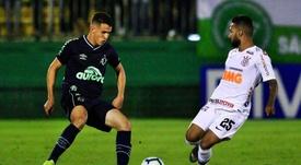 Prováveis onzes de Corinthians e Chapecoense. Goal