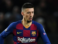 Lenglet denied he should have conceded two penalties v Real Madrid. GOAL