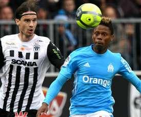 Marseille n'en profite pas. AFP