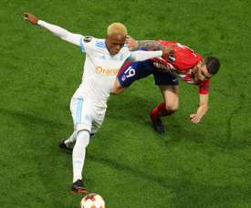 Clinton N'Jie will not be leaving Marseille this ummer. GOAL