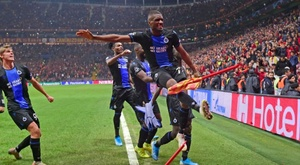 Pandemia de coronavírus confirmou o título belga para o líder da competição, o Club Brugge. Goal