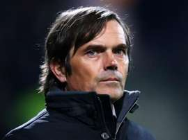 Cocu replaces Lampard at Derby County. GOAL