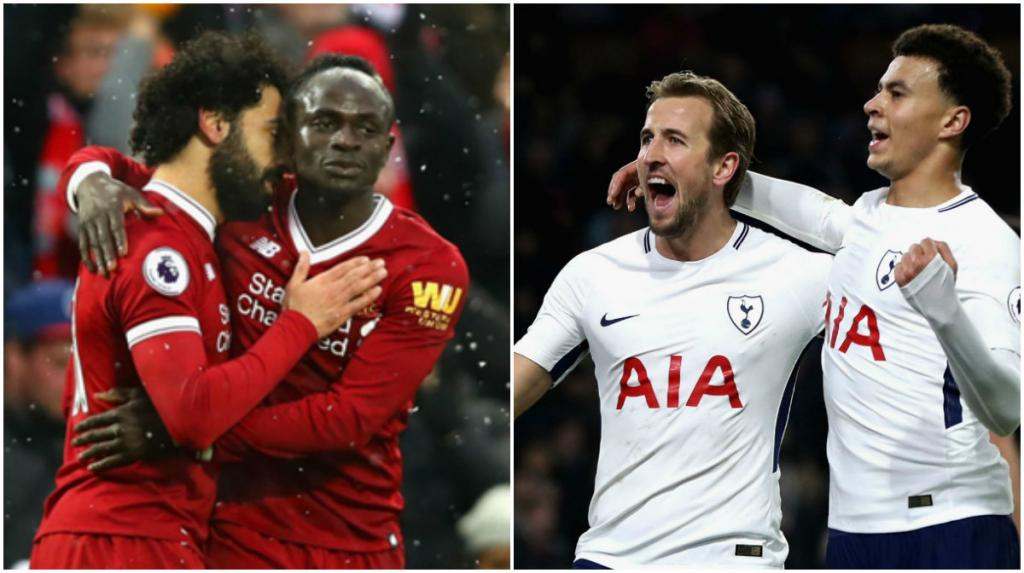 Ang. : un nul fou entre Liverpool et Tottenham