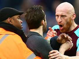 Tempers boiled over at the London Stadium last year. GOAL