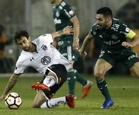 O Palmeiras recebe o Colo-Colo. Goal