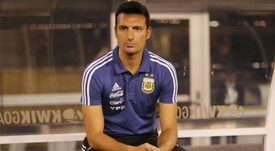 Scaloni quer torcida argentina com a seleção