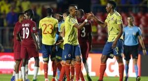 La Colombie s'est qualifiée pour les quarts. Goal