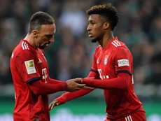 Kingsley Coman may consider retirement if his rotten luck with injuries continues. GOAL