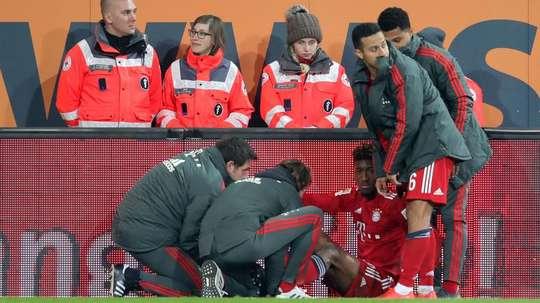 Kovac fearful over Coman injury