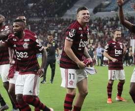 Flamengo que venceu a si mesmo. Goal