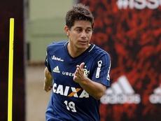 Conca treino Flamengo 14 04 2017. Goal